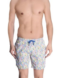 Europann Swimming Trunks Blue
