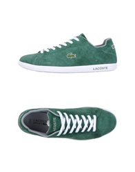 Lacoste Sneakers Emerald Green