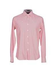Etiqueta Negra Shirts Shirts Men Red