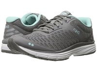 Ryka Indigo Frost Grey Mint Ice Eggshell Blue Chrome Silver Women's Shoes Gray