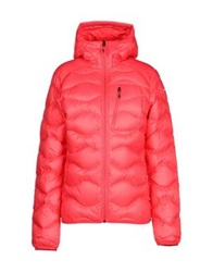 Peak Performance Down Jackets Fuchsia