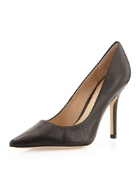 Charles David Sway Ii Pointy Leather Pump Black
