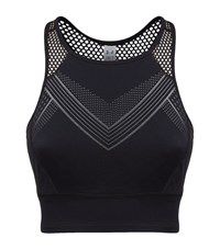 Under Armour Underarmour Luminous Crop Top Female Black