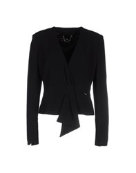 Elisabetta Franchi 24 Ore Suits And Jackets Blazers Women Black