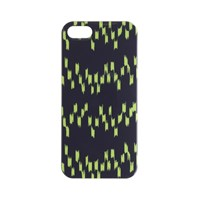 J.Crew Rubber Case For Iphone 5 5S Navy Kiwi