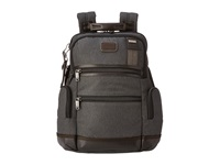 Tumi Alpha Bravo Knox Backpack Anthracite Backpack Bags Pewter