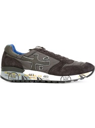 Premiata 'Mick' Sneakers Grey