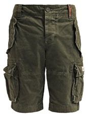 Superdry New Core Shorts Cabin Green Oliv
