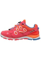 Jack Wolfskin Trail Excite Texapore Hiking Shoes Watercress Blossom Pink