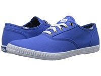 Keds Champion Army Twill Cvo Blue Men's Lace Up Casual Shoes