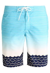 Pier One Swimming Shorts Blue Multicoloured