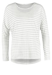 Opus Sanza Long Sleeved Top Milk Off White