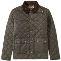 Barbour Anwoth Quilt Jacket Green