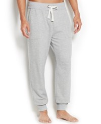 2Xist 2 X Ist Athleisure Men's Terry Jogger Sweatpants Light Grey Heather