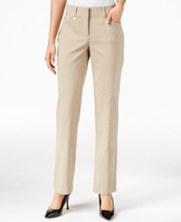 Jm Collection Petite Slim Leg Pants Only At Macy's Meadow Trail