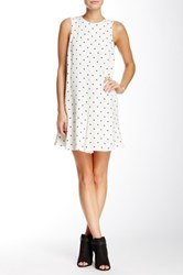 Bec And Bridge Space Cadet Shift Dress White