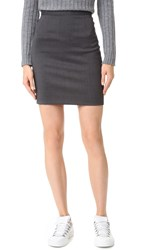 Dsquared Iron Division Skirt Grey