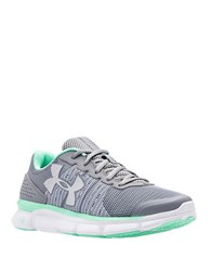 Under Armour Micro G Speed Swift Lace Up Sneakers Grey