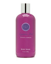 Lavender Mint Body Wash 11 Oz. Niven Morgan