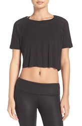 Alo Yoga Women's Modal Crop Top