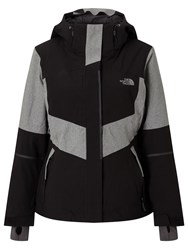 The North Face Floria Waterproof Insulated Women's Skiing Jacket Black