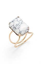 Women's Bp. Marbled Stone Ring