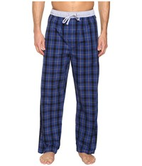 Tommy Hilfiger Poplin Sleep Pants Royal Men's Pajama Navy