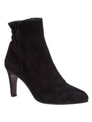 Phase Eight Jenny Ankle Boots Black