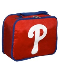 Concept One Philadelphia Phillies Lunchbreak Lunch Bag Red