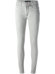 Ralph Lauren Black Label Ralph Lauren Black Skinny Jeans Grey