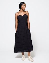 Studio Nicholson Bradford Dress In Navy