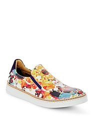 Robert Graham Hanover Gerard Slip On Shoes Gerard Print