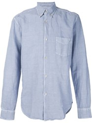 Our Legacy Classic Shirt Blue