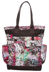 Chiemsee Sports Bag Izzy Kabaret Pink