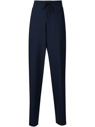 Tim Coppens 'Nd' Tailored Trousers Blue