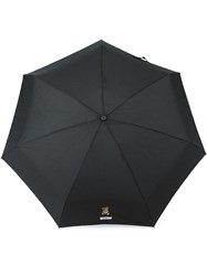Moschino Mini Umbrella Black
