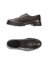 Jack And Jones Jack And Jones Lace Up Shoes Cocoa