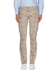 Roberto Cavalli Trousers Casual Trousers Men Beige