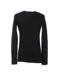 Gareth Pugh Topwear Sweatshirts Men Black