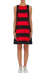 Lisa Perry Women's Block Striped Swing Dress No Color