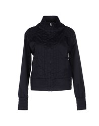 Amy Gee Coats And Jackets Jackets Women Dark Blue