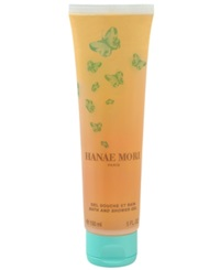 Hanae Mori Butterfly Bath And Shower Gel No Color