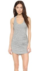 Riller And Fount Sammy Mini Dress Pebble