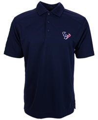 Cutter And Buck Men's Short Sleeve Houston Texans Polo