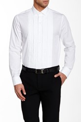 Mr Turk Redmayne Tux Shirt White