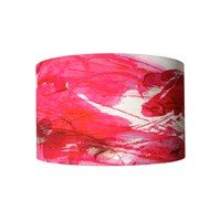 Anna Jacobs Sedum Detail In Pink Lampshade Large