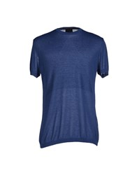 Relive Knitwear Jumpers Men Dark Blue
