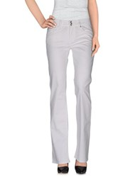 Liu Jo Jeans Trousers Casual Trousers Women White