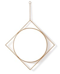 Home Design Studio Diamond Pendant Mirror Only At Macy's