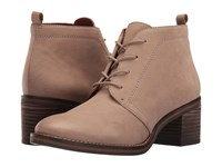 Franco Sarto Bethea Sandstone Suede Women's Boots Taupe